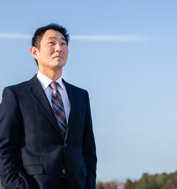 代表取締役社長 山口智久